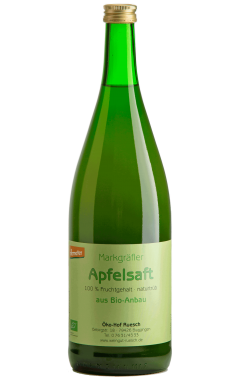 Apfelsaft aus Streuobstmischung 0,980l